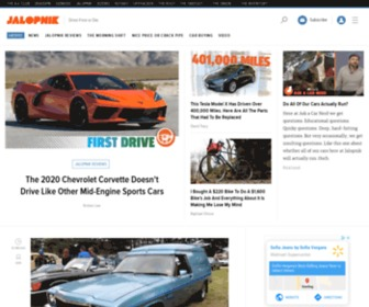 Jalopnik.com - deadspin-quote-carrot-aligned-w-bgr-2
