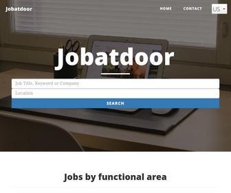 Jobatdoor.com - Jobatdoor - Search Jobs in United States