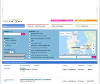 Jobjunction.dk - Job Junction -Studiejob - Fritidsjob - Deltidsjob - Fuldtidsjob
