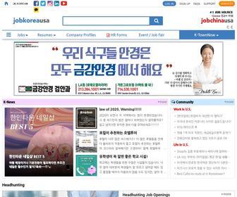 Jobkoreausa.com - :: jobkoreausa.com - Job Website,Headhunting,Corporate Recruiting,Staffing