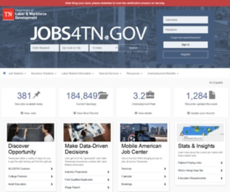 Jobs4tn.gov - JOBS4TN.GOV- JOBS4TN Online