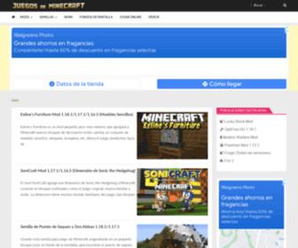 Juegos-de-minecraft.com - Juegos de MineCraft Gratis