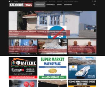 Kalymnos-news.gr - kalymnos-news.gr