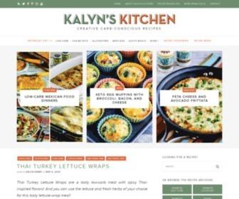 Kalynskitchen.com - Kalyn's Kitchen®