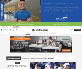 Kansas.com - Wichita Breaking News, Sports & Crime | The Wichita Eagle
