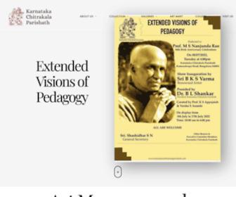 Karnatakachitrakalaparishath.com - Karnataka Chitrakala parishath - College of Fine Arts - OFFICIAL WEBSITE