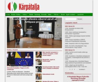Karpataljalap.net - Kárpátalja  