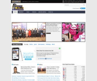Kessbenfm.com - Kessben FM - A new wave of excellence in radio