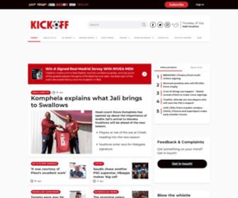 Kickoff.com - Kick Off - Soccer at its best