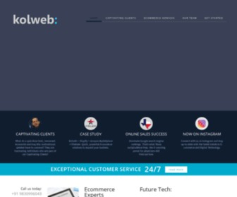 Kol-web.com - Affordable iPhone, Android Mobile App Development Company   Mobile Web Design   SEO   Kolkata, India