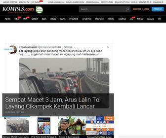 Kompas.com - Jernih Melihat Dunia | Berita terkini, akurat, tepercaya - Kompas.com