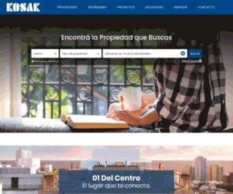 Kosak.com.uy - Inmobiliaria Kosak Uruguay: Inversiones Inmobiliarias en Montevideo y Punta del este. Venta de casas Ciudad Vieja, Carrasco , Pocitos, Parque Batlle