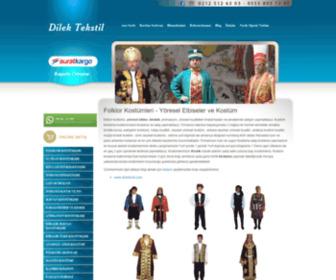 Kostumcudilek.com - Folklor Kostümleri - Yöresel Elbiseler ve Kostüm
