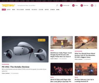 Kotaku.com - Kotaku - The Gamer's Guide