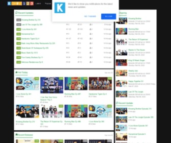 Kshow123.net - Korean TV Shows Online | Kshow123