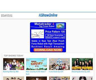 Kshowonline.com - KShowOnline.com