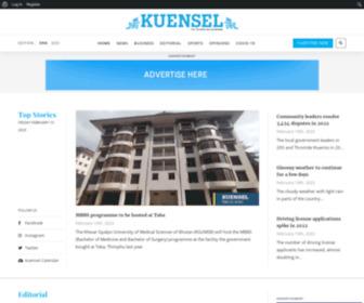Kuenselonline.com - KuenselOnline   Bhutan's Daily Newspaper