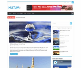 Kultum.net - Materi Kultum