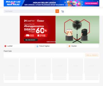 Lazada.co.id - Lazada.co.id: Belanja Online Harga Terbaik di Indonesia!