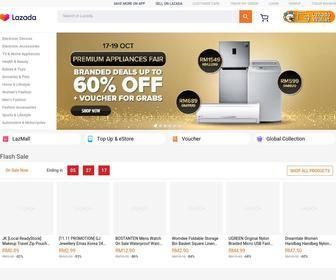 Lazada.com.my - Lazada.com.my: Online Shopping Malaysia - Mobiles, Tablets, Home Appliances, TV, Audio & More