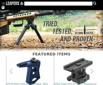 Leapers.com - Leapers, Inc. - Hunting/Shooting, Sporting Goods and Security Gear