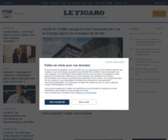 Lefigaro.fr - Le Figaro - Actualité en direct et informations en continu