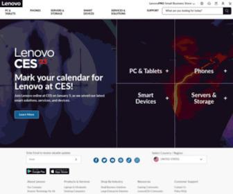 Lenovo.com - ThinkPad Laptops en Notebooks Online Kopen | Lenovo Nederland