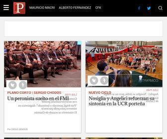 Letrap.com.ar - Letra P | Periodismo Político