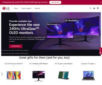 Lg.com - LG ELECTRONICS Benelux Nederlands | Bekijk onze meest recente productinnovaties