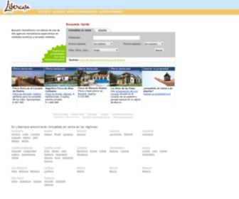 Libercasa.com - Guía inmobiliaria Libercasa