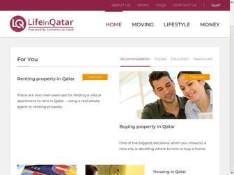 Lifeinqatar.com - Life in Qatar - Guides for expats moving to Qatar