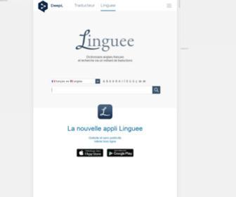 Linguee.fr - Linguee | Dictionnaire anglais-français (et autres langues)