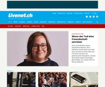 Livenet.ch - Livenet - Das christliche Webportal
