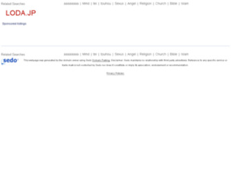 Loda.jp - loda.jp-de beste bron van informatie over loda.