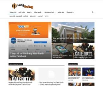 Longtuong.com.vn - Long Tướng – webgame online nhập vai kết hợp chiến thuật