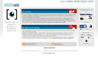 Lonuncavisto.com - Lo nunca visto en Internet - Enlaces, buscador, mp3, fotos, chat, el tiempo, noticias, contactos personales, horoscopo, humor