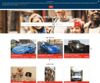 Loot.com - Best free classified ads | buy, sell, rent in UK | Loot.com