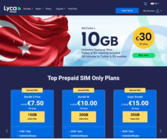Lycamobile.nl - Goedkoopste prepaid | Lycamobile Netherlands