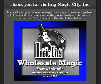 Magicity.com - Home Page | Thank you for visiting Magic City, Inc.