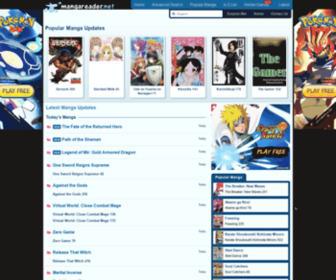 Mangareader.net - Read Manga Online for Free. Online Manga Reader