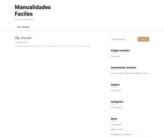 Manualidadesfaciles.net - Manualidades Fáciles, Manualidades Infantiles, Manualidades para Niños, Manualidades para Navidad