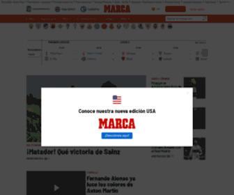 Marca.com - MARCA - Diario online líder en información deportiva