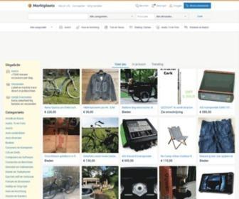 Marktplaats.nl - ≥ Marktplaats - De plek om nieuwe en tweedehands spullen te kopen en verkopen