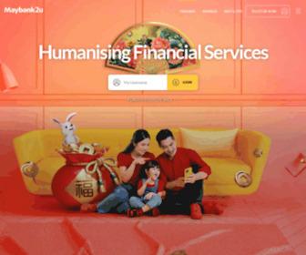 Maybank2u.com.my - Maybank2u.com