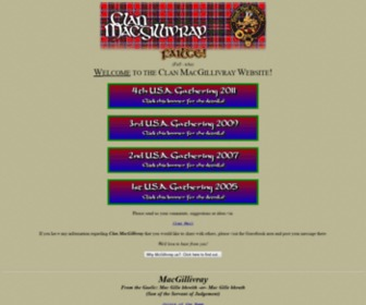 Mcgillivray.us - The Clan MacGillivray Web Site