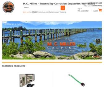 Mcmiller.com - MC Miller | Home