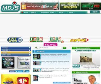 Mdjeux.com - La Marocaine Des Jeux et Des Sports