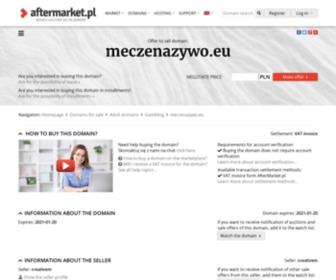 Meczenazywo.eu - Meczyki Live Mecze Na Żywo w Internecie Online za Darmo Sopcast TV