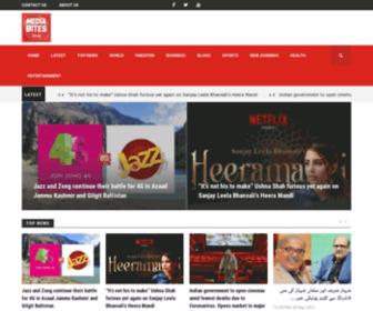 Mediabites.com.pk - Media Bites | Pakistan First Brand & Media Site