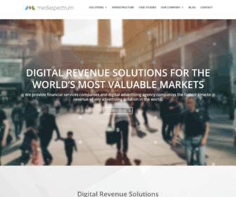 Mediaspectrum.net - Multi-Channel Advertising & Content Management Simplified